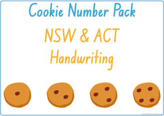 Cookie Number Pack