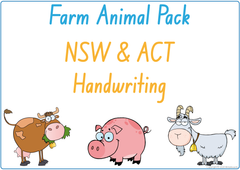Farm animal pack for NSW & ACT