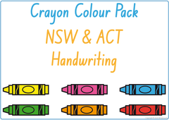Crayon Colour Pack