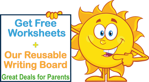 Free NSW Foundation Font Worksheets come in our Kits.