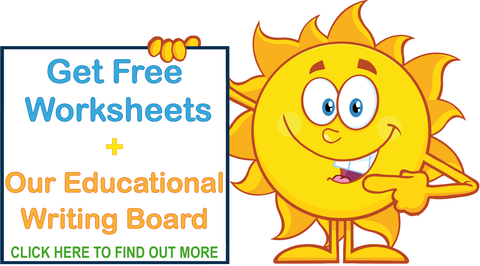 Get Free QLD Worksheets Plus Our Reusable Writing Board, Great deals for Parents