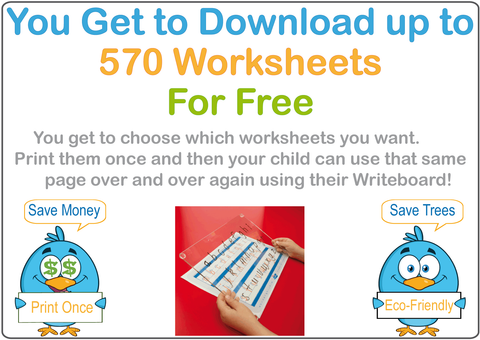 Free Homeschooling Worksheets of your choice