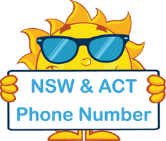 Teach Your Child Their Phone Number Using NSW & ACT Handwriting Made By Writeboards