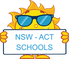 NSW Foundation Font colourful and engaging worksheets for teachers and schools.