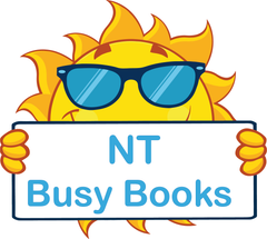 Busy Books For NT