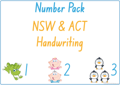 Number Pack for NSW & ACT