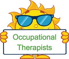 Reusable resources for Occupational Therapists, early stage one. educational worksheets