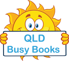 Busy Books For QLD