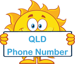 Teach Your Child Their Phone Number using QLD Handwriting made by Writeboards