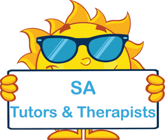SA Modern Cursive Font Worksheets for Occupational Therapists and Tutors