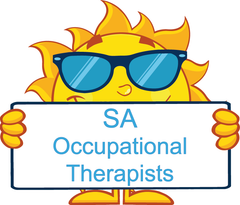 SA Modern Cursive Font Occupational Therapist Site Licence created by Writeboards