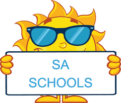 SA Modern Cursive Font colourful and engaging worksheets for teachers and schools.