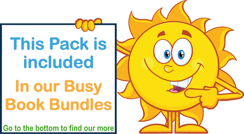 go to the bottom to see our busy book bundles