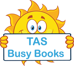 Busy Books For TAS