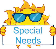 Special Needs Worksheets