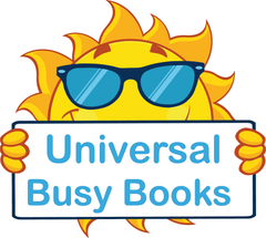 Universal Busy Books Made by Writeboards