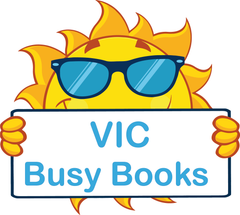 Busy Books For VIC