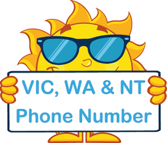 Teach Your Child Their Phone Number Using VIC /WA & NT Handwriting Made By Writeboards
