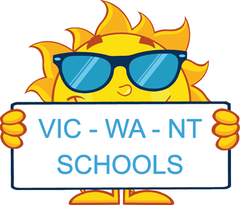 VIC Modern Cursive Font reusable resources for schools and teachers, eco friendly product