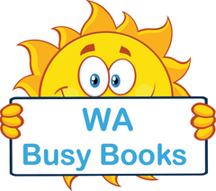 Busy Books For WA