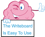 Writeboards clear reusable writing board is easy to use and eco friendly