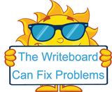 Writeboards clear reusable writing board helps children with school work