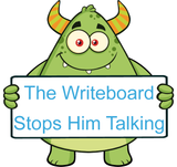 Writeboards clear reusable writing board stops my son from talking