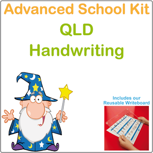 School Handwriting Kit for QLD, QLD Handwriting Kit for QLD Kids