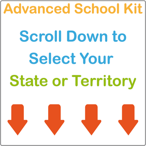 Scroll Down to Select Your Child's State or Territory