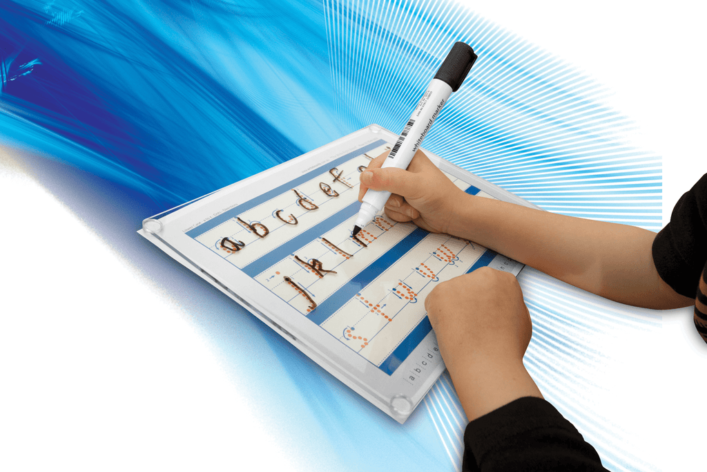 Writeboards eco-friendly educational writing boards for schools. No staining or shadowing.