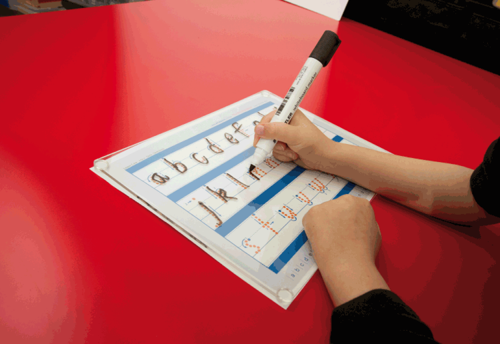 Writeboards clear reusable handwriting board is a wonderful resource for your school.