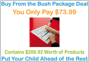 Buy From The Bush Educational Package Deal for Your Child