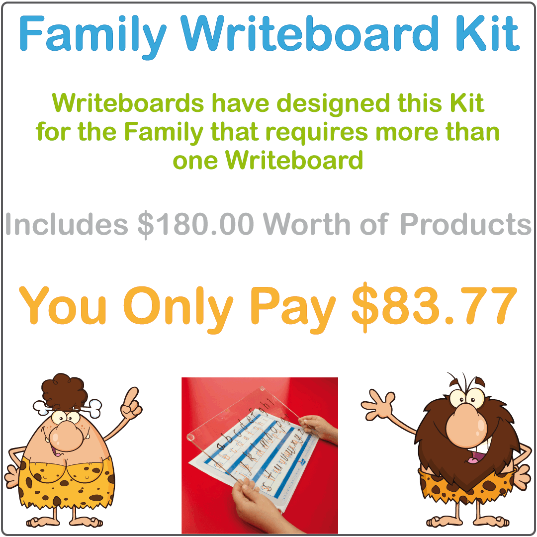 Special Needs Handwriting and Learning Kit