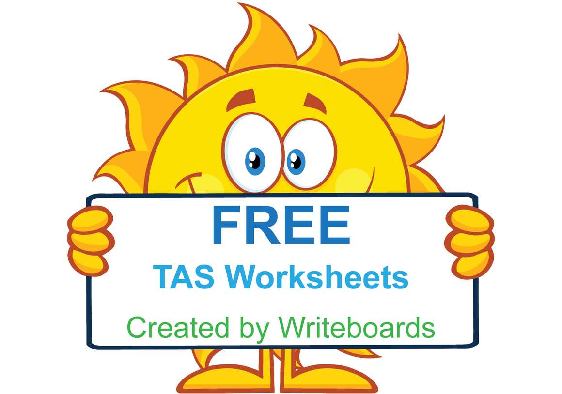 Free TAS Beginner Font Handwriting Worksheets for Parents, Download Free TAS worksheets now.