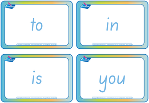 SA Modern Cursive Font Sign Language and Sight Word Flashcards for Tutors and Occupational Therapists