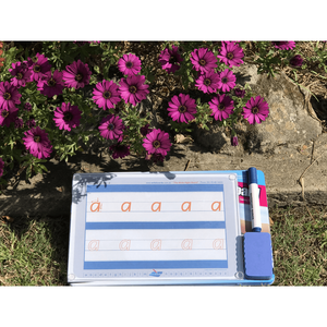 Special Needs Handwriting Kit can be used anywhere