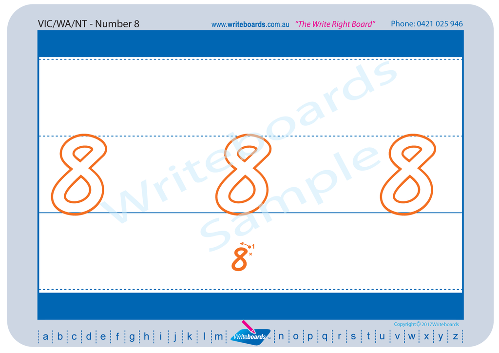 VIC Modern Cursive Font Handwriting Worksheets, NT,WA and VIC Handwriting,resources,numbers,tracing,kindergarten,prep