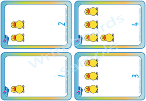 NSW Foundation Font number handwriting worksheets and flashcards for NSW and ACT