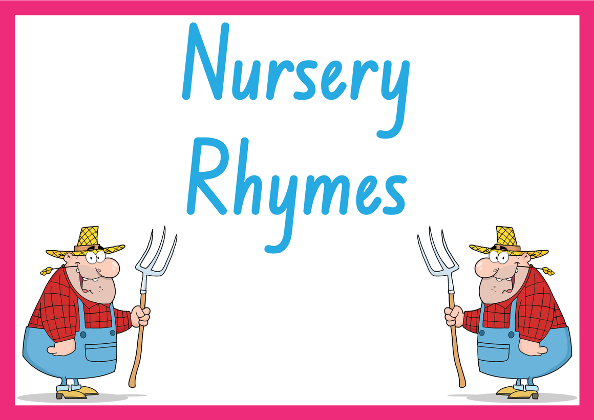 Nursery Rhymes - NSW Foundation Font - Writeboards