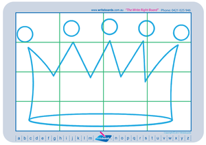 Teach Your Child to draw and colour Princess related pictures using a grid