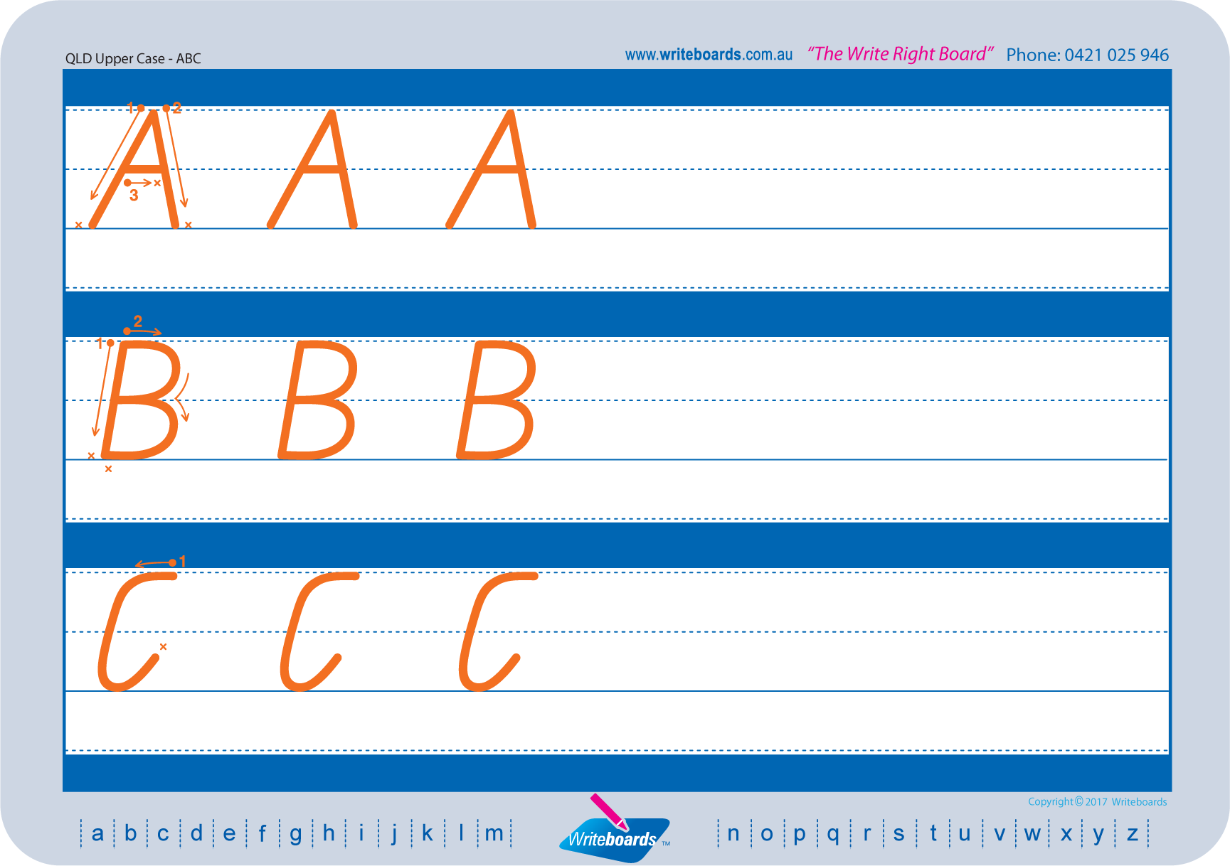 Free QLD Modern Cursive Font Handwriting Worksheets for Parents. Check