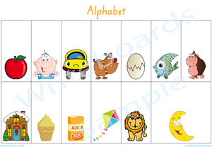 SA Beginner Font Busy Book pages that your child has to add letters