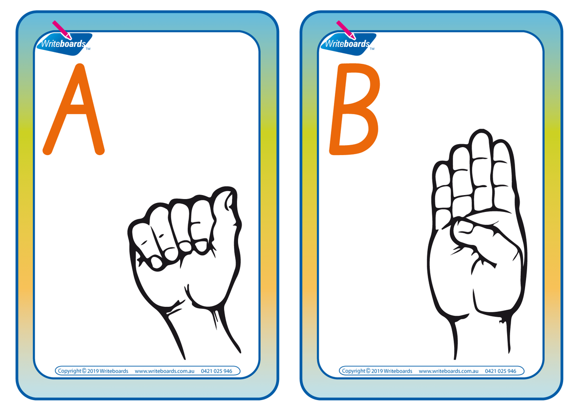 Teachers Resources, SA Modern Cursive Font Sign Language, and Fry Sight Word Flashcards.