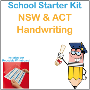 NSW School Starter Kit, ACT School Starter Kit, School Starter Package for NSW and ACT