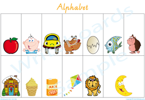 Busy Book Alphabet Pages for VIC/WA & NT Handwriting, Your Child has to add the Letters