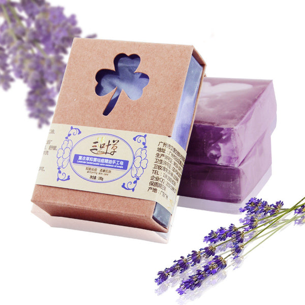 *100% Organic Natural Handmade Essential Oil Soaps
