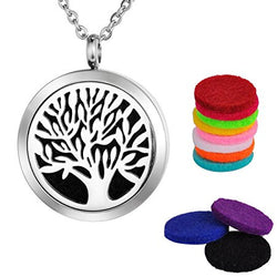 Tree of Life Stainless Steel Essential Oils Diffuser