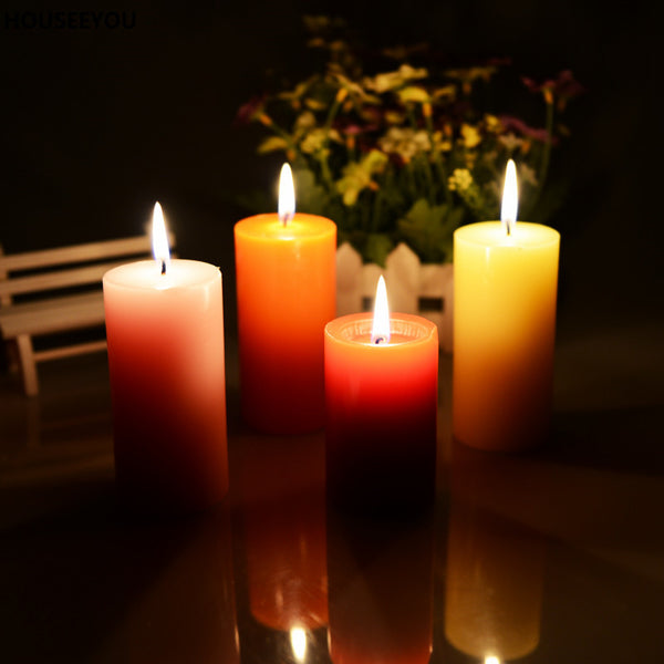 Romantic European-style Smokeless Aromatherapy Candles