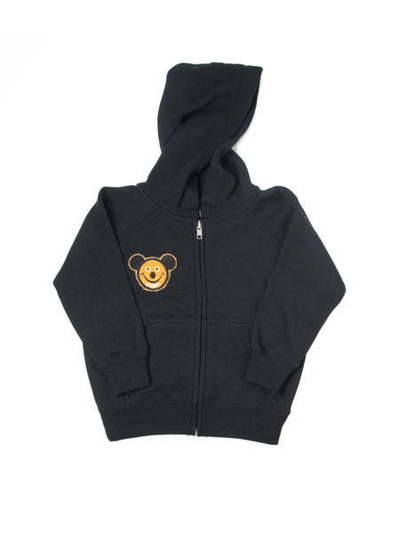 Mouse/Bee + Cause Toddler Hoody Black