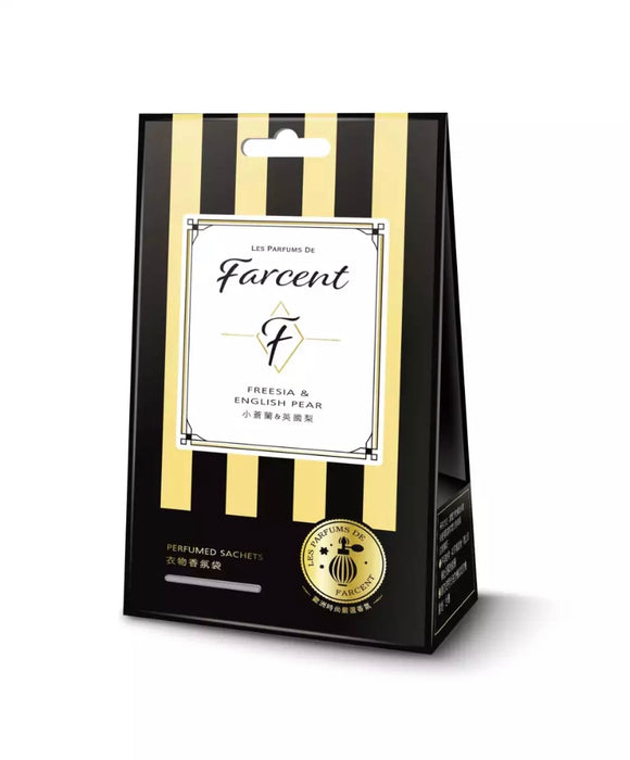 Les Parfums de Farcent Perfumed Bags (pack of 3)